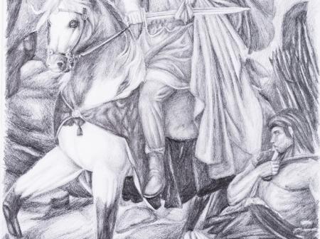 Icsa vivien - Szent Márton és a koldus