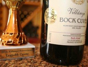 Bock Cuvée a 20 éves Borút Bora