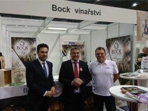 Bock Pince a Brnoi utazáskiállításon