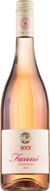 Bock Fanni Gyöngyöző Rosé Bor 2015