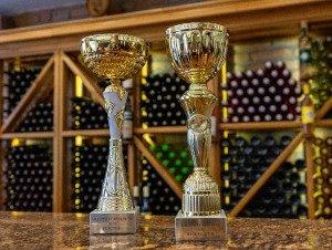 Nagy aranyérmek Villányi borverseny